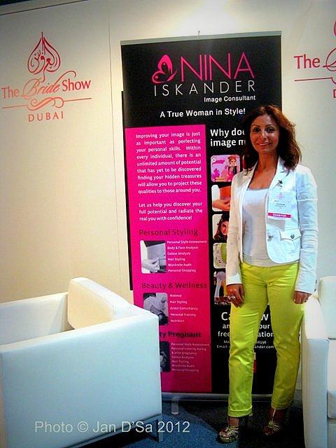 Nina Iskander