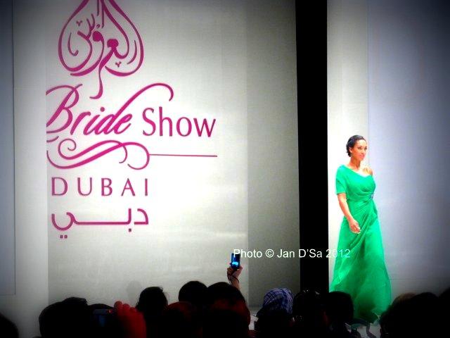 Fashion shows running at regularly intervals.