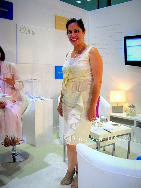 Mona Shibel - Owner of White - Middle East's leading online gift registry and more!