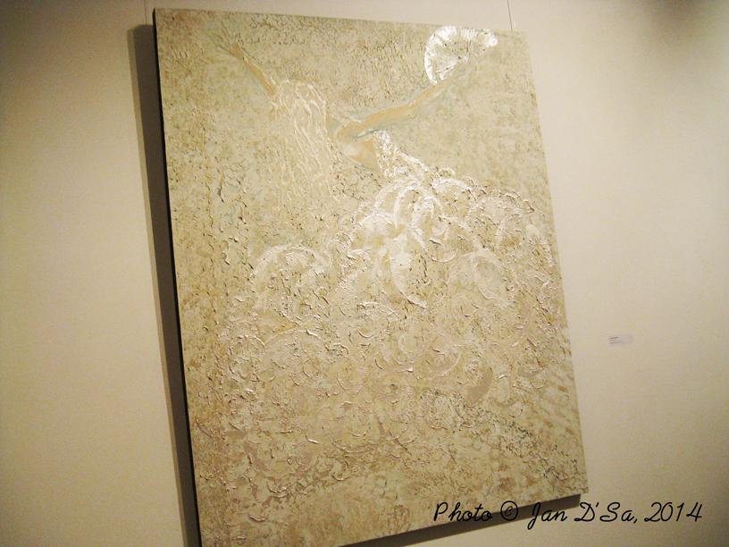Pearl Flamenco by Jocelyn Lewisham