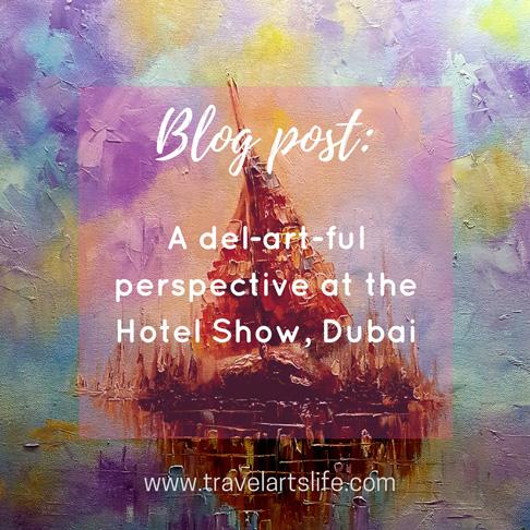 A del-art-ful perspective at the Hotel Show, Dubai