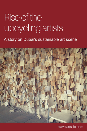 Rise of the Upcycling Artists