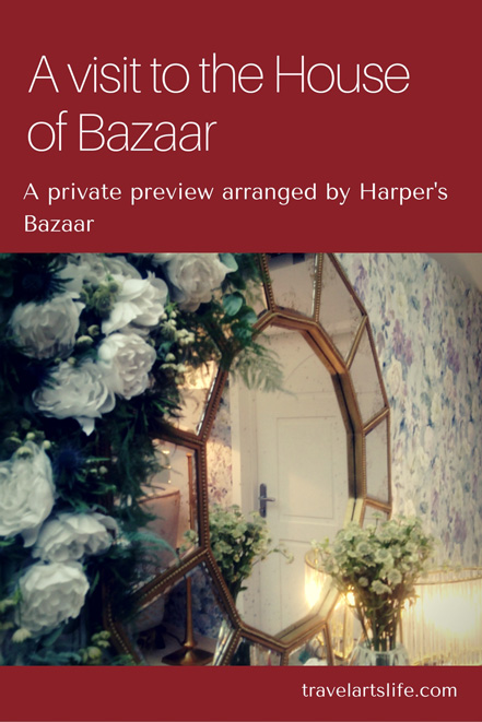 A visit to the House of Bazaar by Harper's Bazaar Arabia